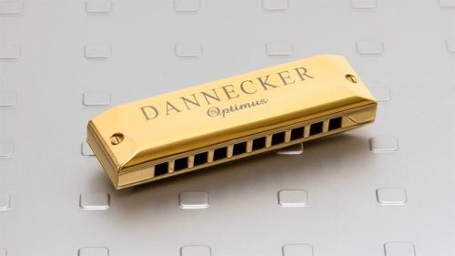 Dannecker Optimus Gold Front