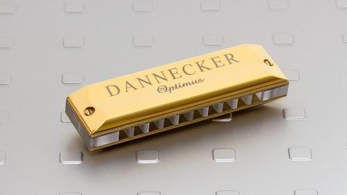 Dannecker Optimus Gold Lex Front